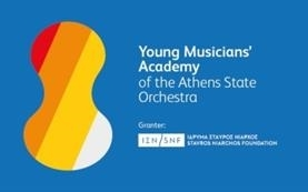 New scholars of the Young Musicians' Academy