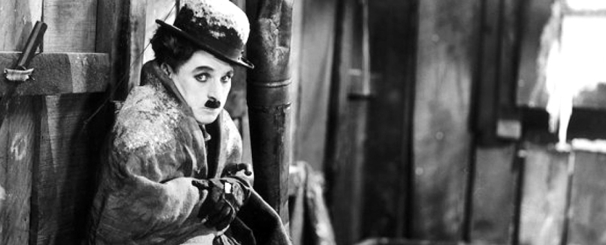 "Charlie Chaplin's ""The Gold Rush"""