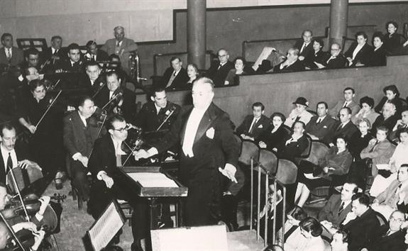Επετειακή συναυλία για τα 75 χρόνια της Κρατικής Ορχήστρας Αθηνών