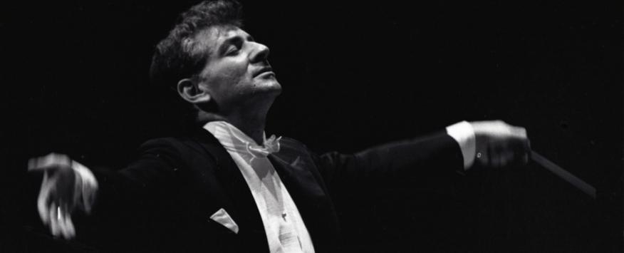 Πασχαλινή συναυλία - 100 χρόνια από τη γέννηση του Λέοναρντ Μπερνστάιν