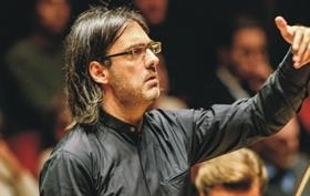 Leonidas Kavakos with the Athens State Orchestra - concert in Agrinio