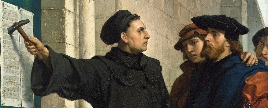500 χρόνια από τη Μεταρρύθμιση του Μαρτίνου Λούθηρου