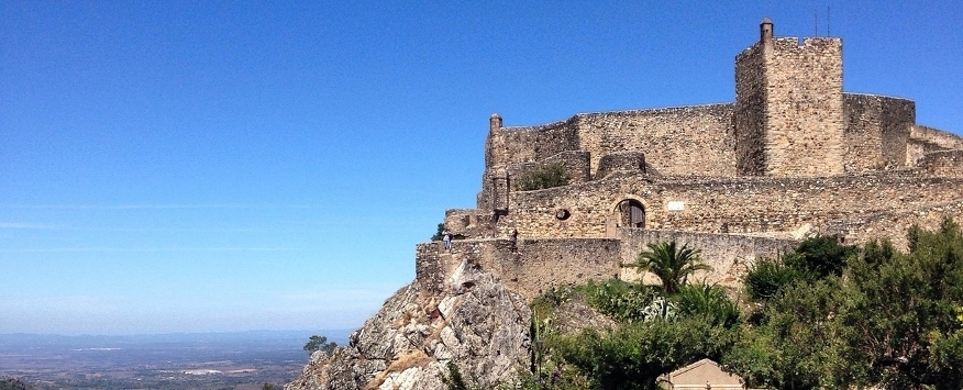 Portugal tour – 1st concert in Marvao Castello