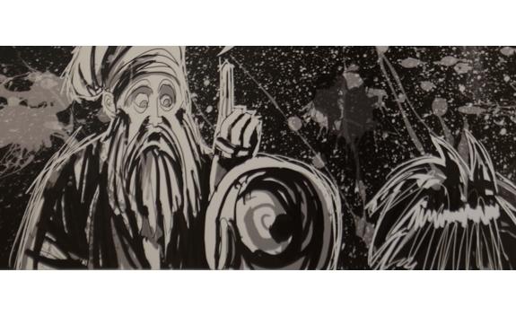 """<div style=""""text-align: justify;""""><strong>Ευχηθήκαμε ο Καρυοθραύστης να ζωντανέψει στ' αλήθεια και η ευχή μας πραγματοποιήθηκε! Συνεργαστήκαμε με τους 1895 Cinematic Creation και το ζωγράφο Νίκο Πολυχρονόπουλο και έτσι κρατάμε στα χέρια μας το ελληνικό animation του πιο αγαπημένου χριστουγεννιάτικου παραμυθιού.  Λίγο πριν η Κρατική Ορχήστρα Αθηνών ερμηνεύσει ζωντανά τον «Καρυοθραύστη», μπαλέτο έργο 71 του Πιότρ Ίλιτς Τσαϊκόφσκι παράλληλα με την προβολή της ταινίας, συνομιλήσαμε με τους δημιουργούς της.<br /></strong><br /><strong>Ερωτήσεις στο ζωγράφο του animation Νίκο Πολυχρονόπουλο</strong><br /><br />Ερώτηση: Βλέπετε τον κόσμο με διαφορετικό τρόπο από τους ανθρώπους που δε σχεδιάζουν; Πιστεύετε ότι μέρος του ταλέντου ενός ζωγράφου είναι η ικανότητά του να διεισδύει σε μια προσωπικότητα ή μια ιστορία; <br />Η αλήθεια είναι πως βλέπω τον κόσμο διαφορετικά. Κάθε σύννεφο, κάθε φύλλο που γίνεται παιχνίδι του ανέμου, κάθε κύμα της θάλασσας είναι μια ιστορία από μόνη της. Το ταλέντο ενός ζωγράφου οφείλει να διεισδύει και στην προσωπικότητα αλλά και στην ιστορία. Όλα παίζουν τον ρόλο τους.<br /><br />Ερώτηση: Ποιο είναι το στοιχείο που σας εμπνέει σε ένα project; Η ιστορία; Οι χαρακτήρες;<br />Αναλόγως το project. Μπορώ να εμπνευστώ ακόμα και από το στυλ μαλλιών που έχει ο τάδε χαρακτήρας. Βέβαια αν μια ιστορία είναι ενδιαφέρουσα, εμπνέομαι ακόμα και αν κάποιος χαρακτήρας δεν έχει μαλλιά…<br /><br />Ερώτηση: Μπορείτε να μοιραστείτε μαζί μας το χώρο και τον τρόπο που δημιουργείτε; Παραδείγματος χάρη ακούτε ένα συγκεκριμένο είδος μουσικής ή παρακολουθείτε μια ταινία, που σας βοηθούν να εμπνευστείτε πριν βουτήξετε στο σχεδιασμό;<br />Πάντα με μουσική. Ως φανατικός ακροατής καλής μουσικής δηλώνω ότι με έχει σώσει σε θέματα έμπνευσης. Οι ταινίες όχι και τόσο, για να είμαι ειλικρινής. Δεν παρακολουθώ συχνά ταινίες. Όμως ένα τραγούδι με πλούσια, καλοφτιαγμένη μελωδία μπορεί να με ταξιδέψει σε τόπους που στην πραγματικότητα δεν θα επισκεφτώ ποτέ.<br /><br />Ερώτηση: Ποιο είναι """