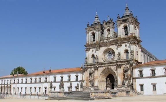 Περιοδεία στην Πορτογαλία - Συναυλία στο Alcobaca