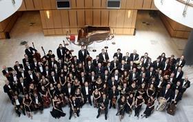 6η συναυλία των Ελληνικών Μουσικών Γιορτών 2010 - Κρατική Ορχήστρα Θεσσαλονίκης