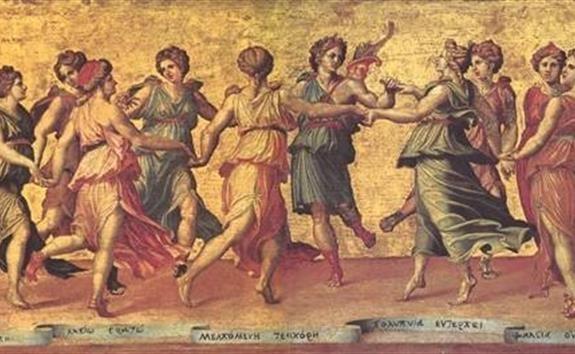 Πνοές, χορδές και ήρωες του αρχαίου μύθου