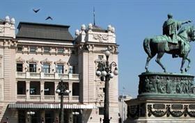 Ελληνικές Ημέρες στο Βελιγράδι - Aenaon Quartet